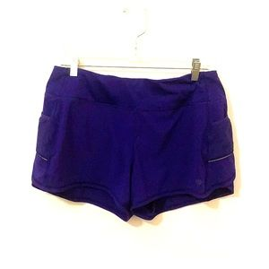 Athleta Workout Shorts